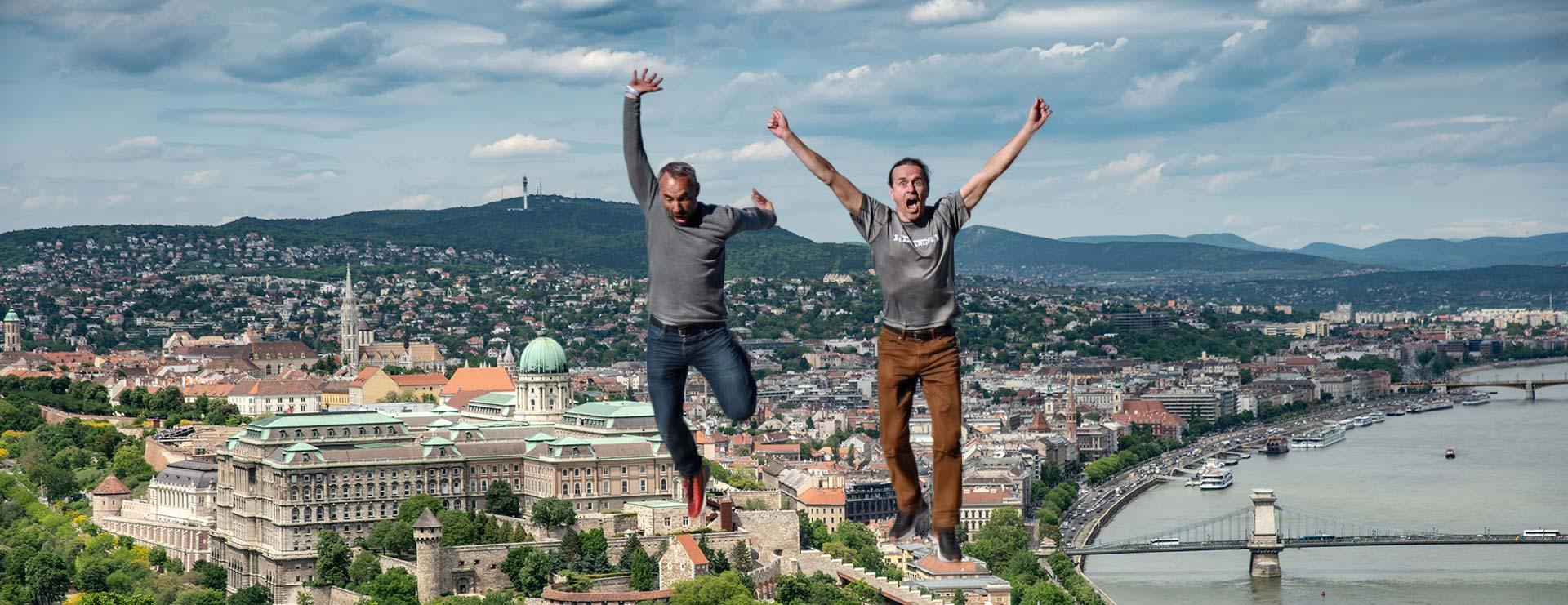 mediaPool goes Budapest