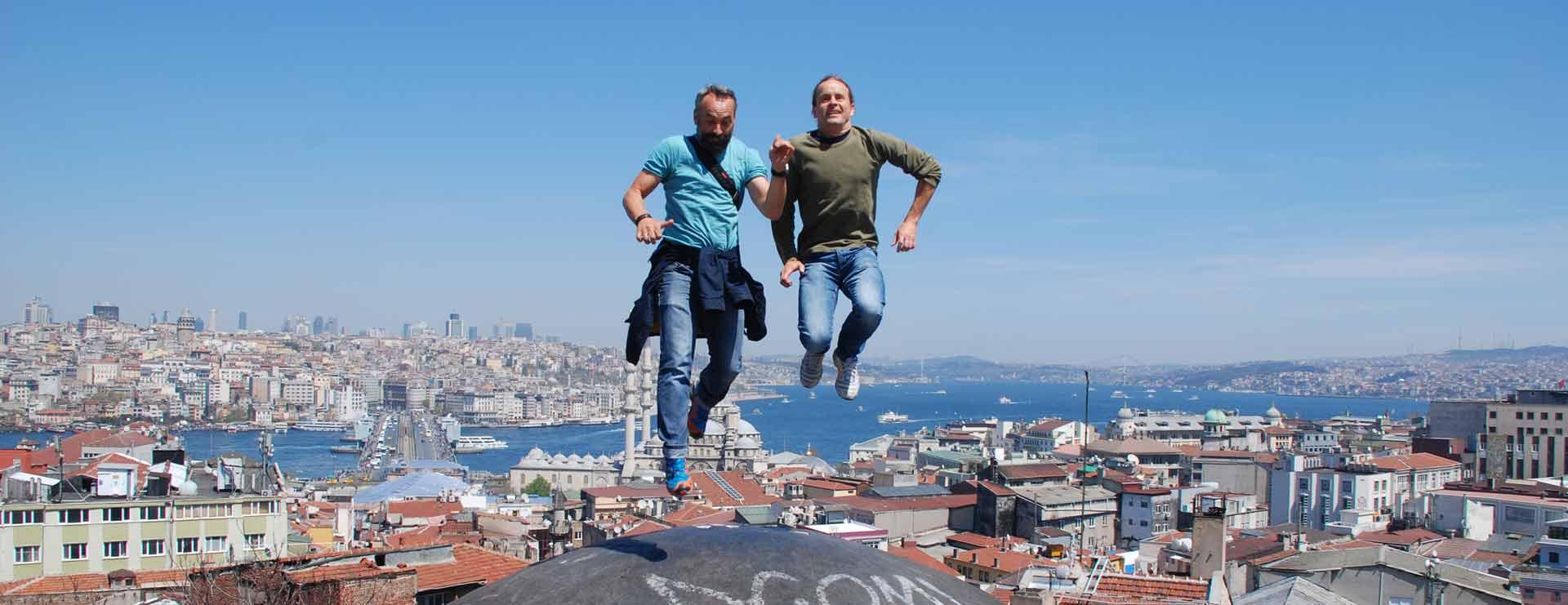 mediaPool goes Bosporus
